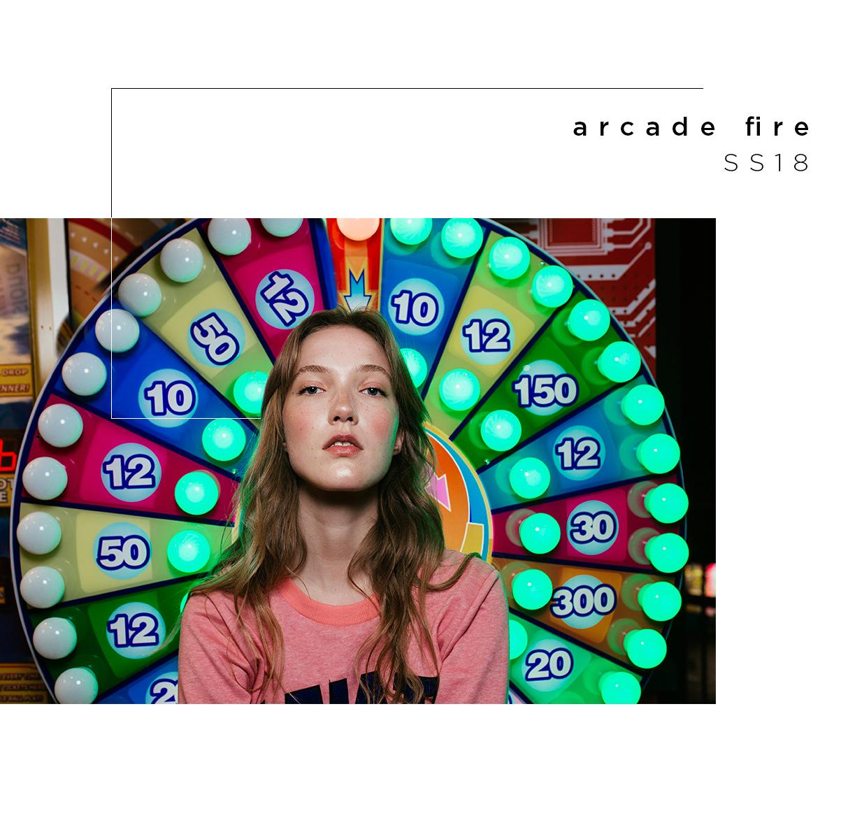 Arcade Fire - Compañia Fantástica
