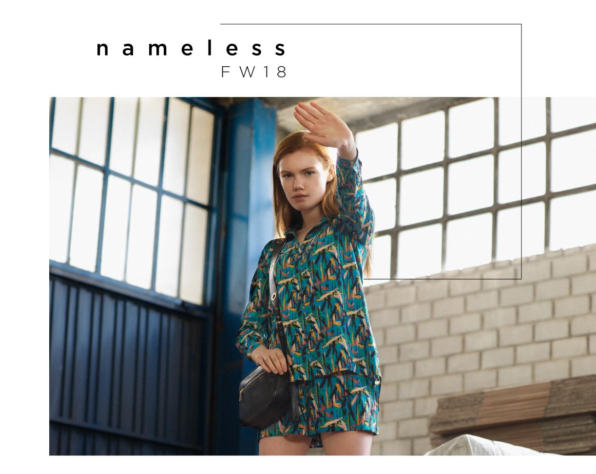 Nameless - Compañia Fantástica