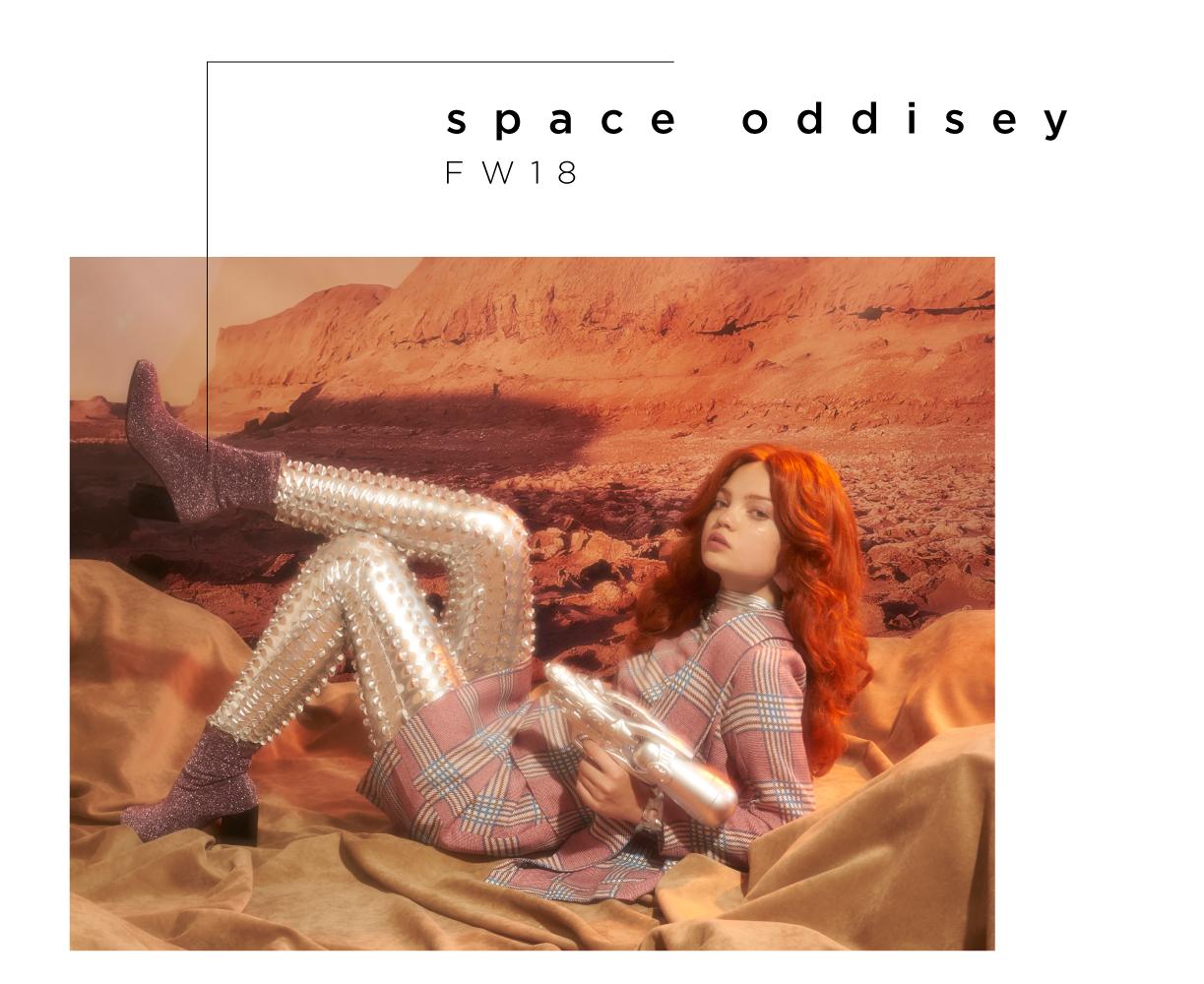 Space Oddisey - Compañia Fantástica