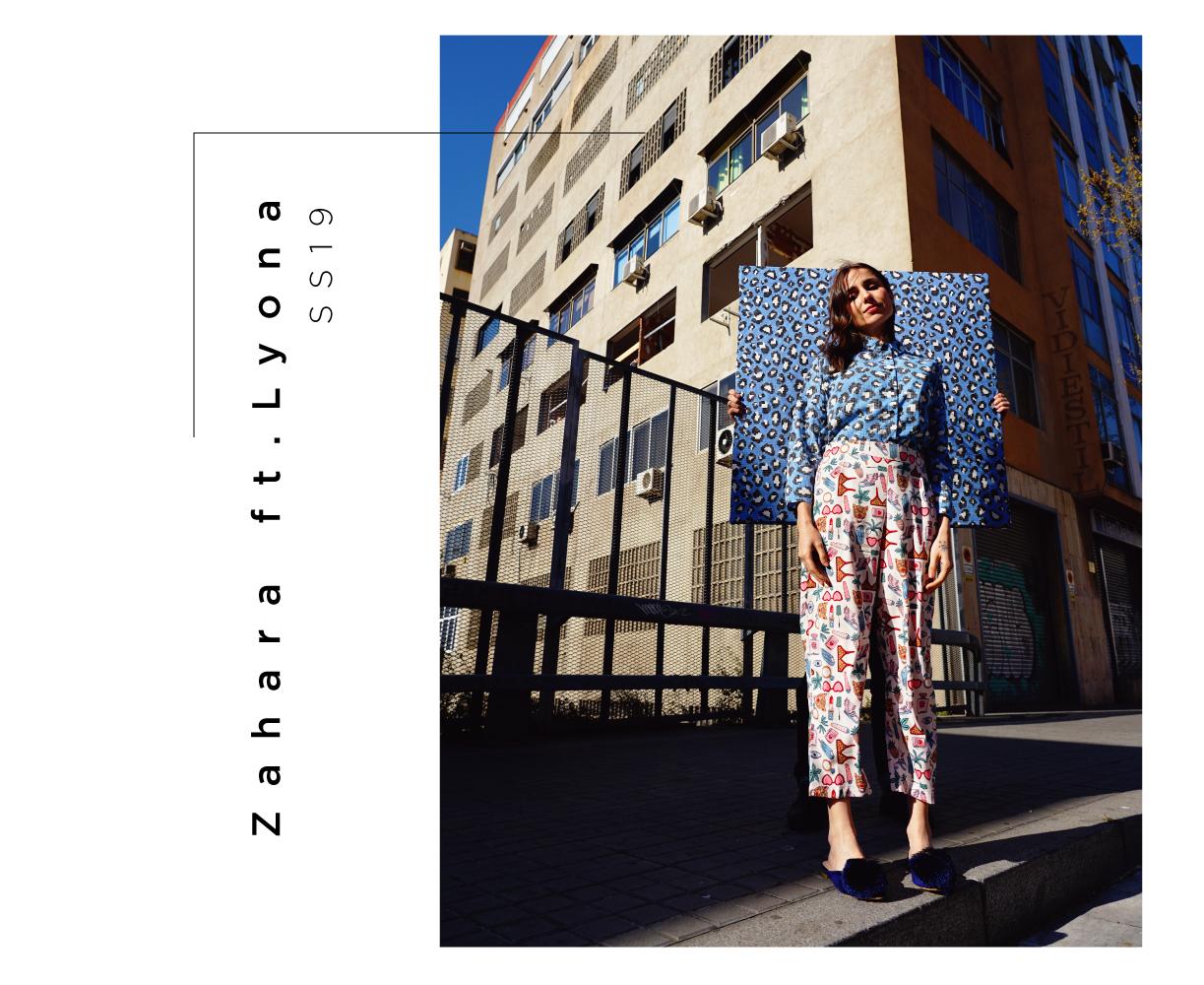 Zahara Lyona - Compania Fantastica