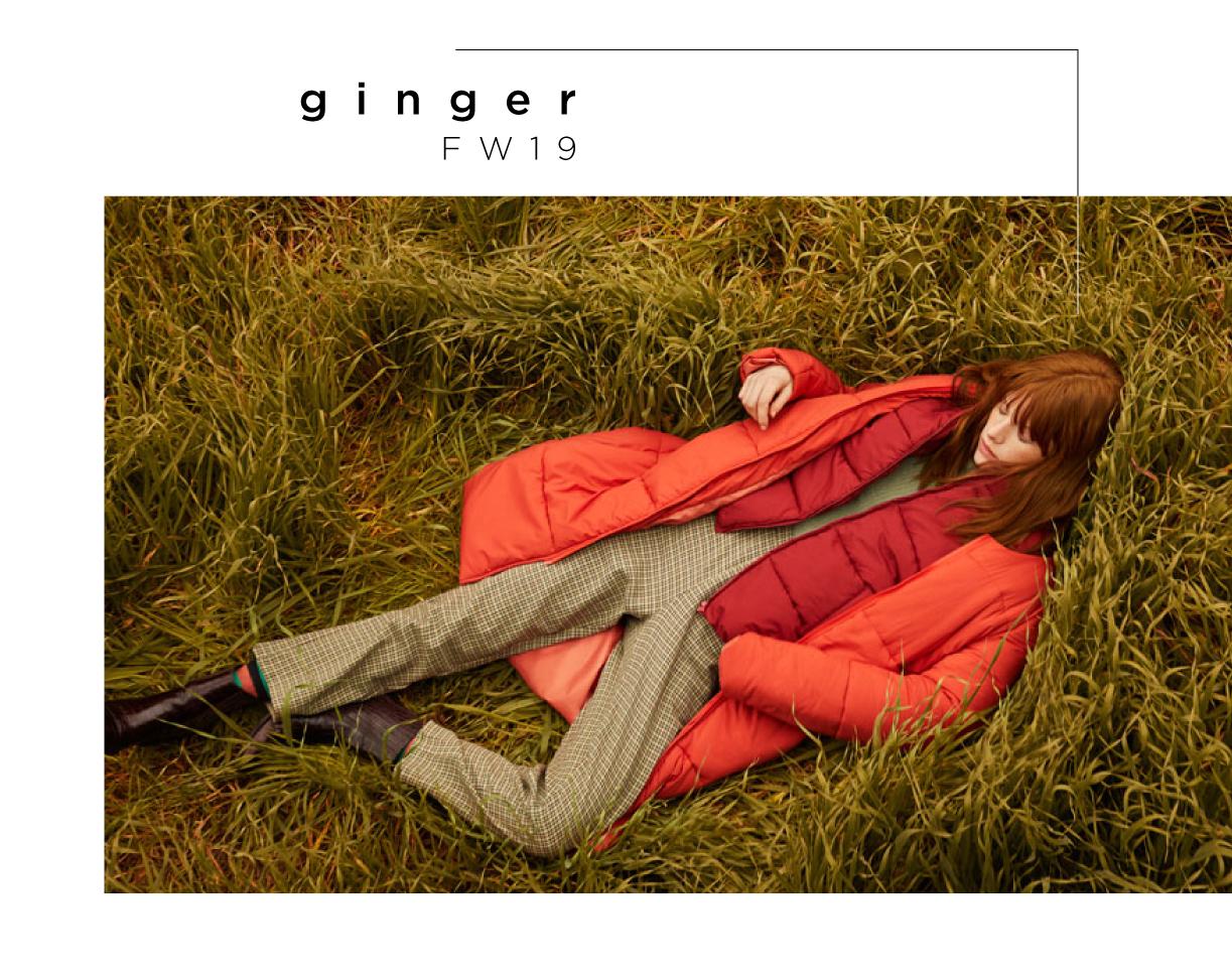 Ginger - Compañia Fantástica